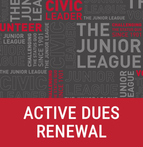 Active Dues Renewal