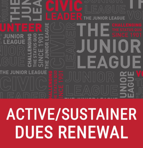 Active/Sustainer Dues Renewal
