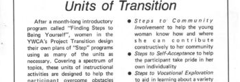 1974–1977: Project Transition (STP Program)